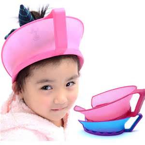 Baby Shower Cap Shampoo Visor Bath Visor aliexpress com buy 2015 new adjustable baby shower cap