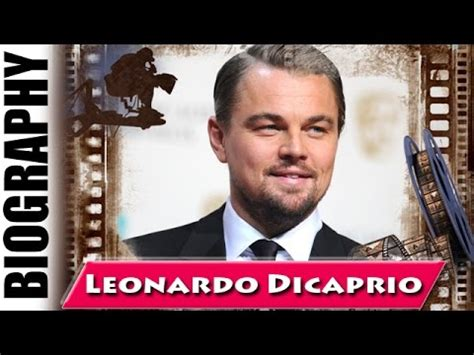 leonardo dicaprio biography channel leonardo dicaprio bio life and career filmography