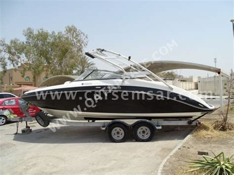used boats qatar yamaha jet boat limited 242 for sale in qatar new and