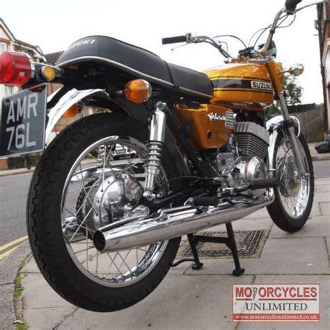 Vintage Suzuki Motorcycles For Sale 1972 Suzuki Tt250 Classic Suzuki For Sale Motorcycles