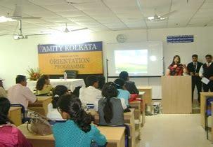 Amity Mba Fees Kolkata by Amity Kolkata Amity Kolkata