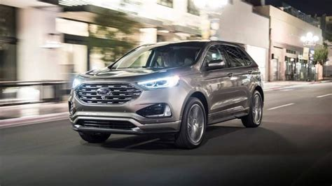 2020 Ford Edge Sport by 2020 Ford Edge Redesign St And Sport Model Release Date