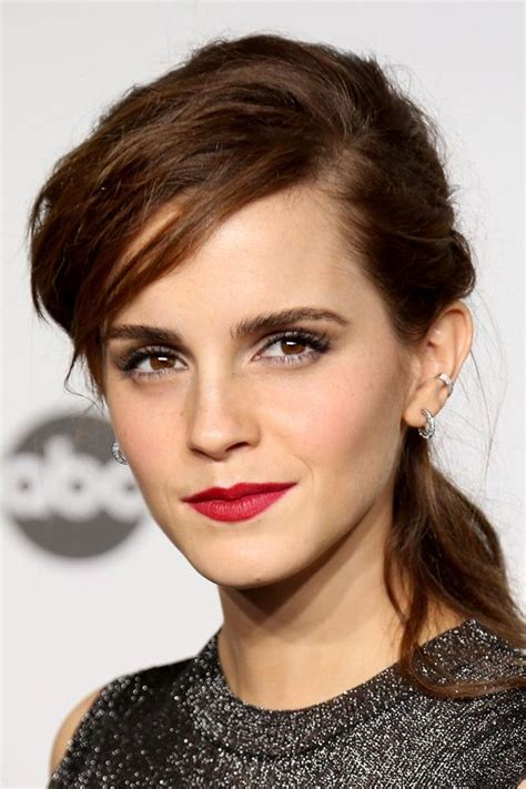 emma watson evolution the beauty evolution of emma watson from bare faced