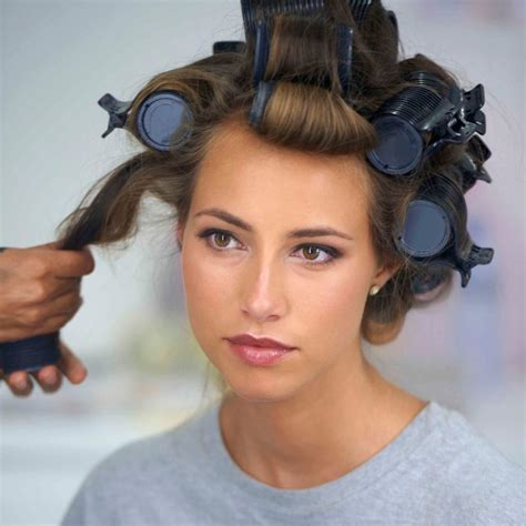 Hair Curlers For Hair You Can Sleep In by Hair Curlers Best Types For Every Size Curl