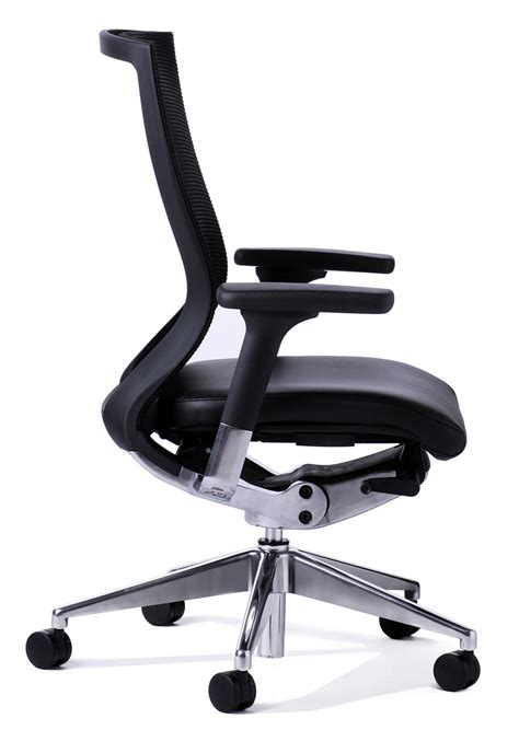 Balance Desk Chair by Balance Black Mesh Back Executive Chair Office Stock
