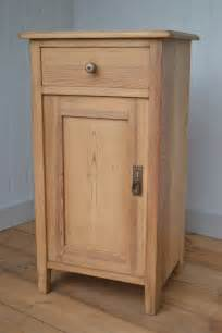 Pine Bedside Cabinets Continental 1920 S Pine Bedside Cabinet Cupboard
