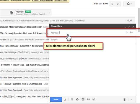 cara membuat email perusahaan free daftar alamat email perusahaan dan cara melamar via email