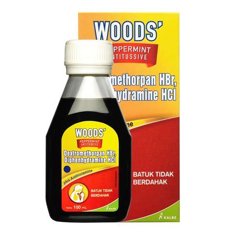 Obat Batuk Siladex kalbe obat batuk woods peppermint syrup 100 ml apotek