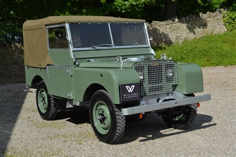 land rover series 1 for sale land rover series 1 80 quot 1948 my silver chassis ken