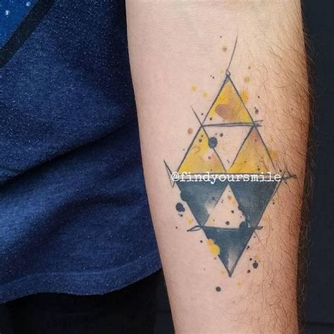 zelda tattoos awesome legend of tattoos tattoodo