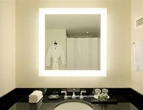 moods hollywood designer illuminated led bathroom mirror lighting for makeup mirror lighting ideas
