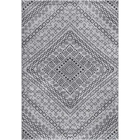 nuloom thigpen dark grey 8 ft 6 in x 11 ft 6 in area nuloom vintage mosaic karole dark grey 8 ft 2 in x 11 ft