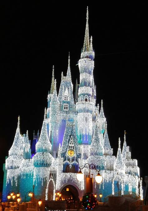 collections of when does disney decorate for christmas