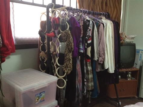 Turbo Clothes Rack by A Deecoded Bedroom Copycat
