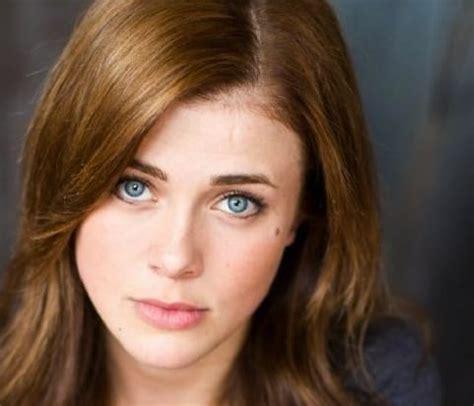 melissa roxburgh roles melissa roxburgh cast as werewolf on supernatural
