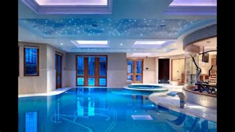 luxury house plans with pools luxury indoor pool design house design and plans