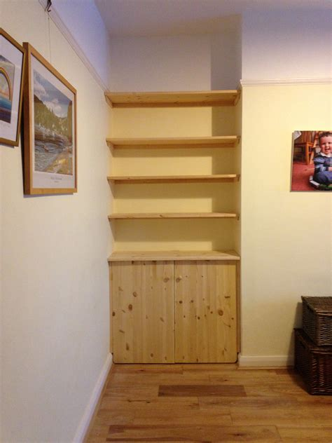 fitted shelving cupboards  flooring p  carpentry