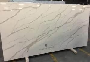 Granite Kitchen Countertop by Calacatta Manhattan Unique Stone Concepts