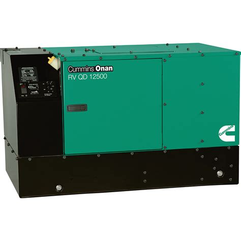 cummins onan series diesel rv generator 12 5 kw