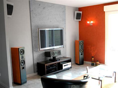 Deco Salon Tv by Deco Mur Salon Tv
