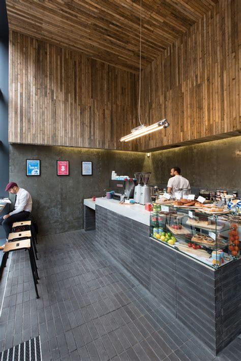 cafe design glasgow laboratorio espresso do architecture archdaily