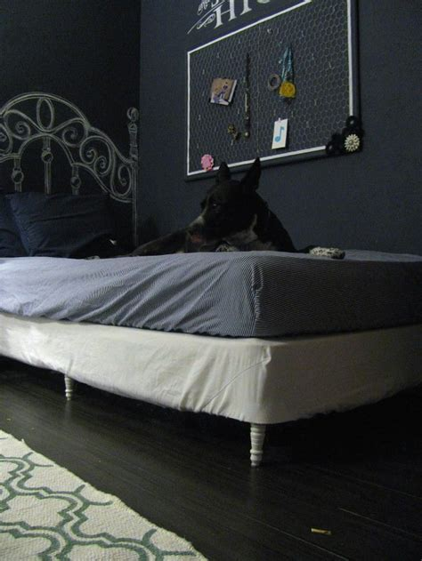 Frameless Futon by 31 Days To A Brand New Room Day 12 How To Make A Frameless Bed