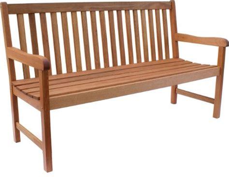 eucalyptus bench amazonia milano 5 feet eucalyptus bench outdoorandabout com