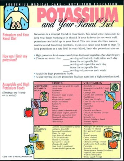 kidney failure diet chronic renal failure diet plan guidelines tips and advice everything you need to