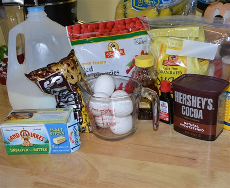 Flourless Chocolate Cake Ingredients And Directions by Chocolate Chocolate And More Chocolate Gluten Free
