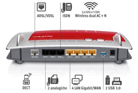 Telepon Kabel Kabel Gulungan Terminal Telepon Rj11 2 Way 15 Meter fritz box 7490 modem router voip con wifi gigabit