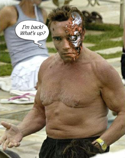 arnolad schwarzenegger is back for terminator 5 series pic yell this terminator reboot release date delayed