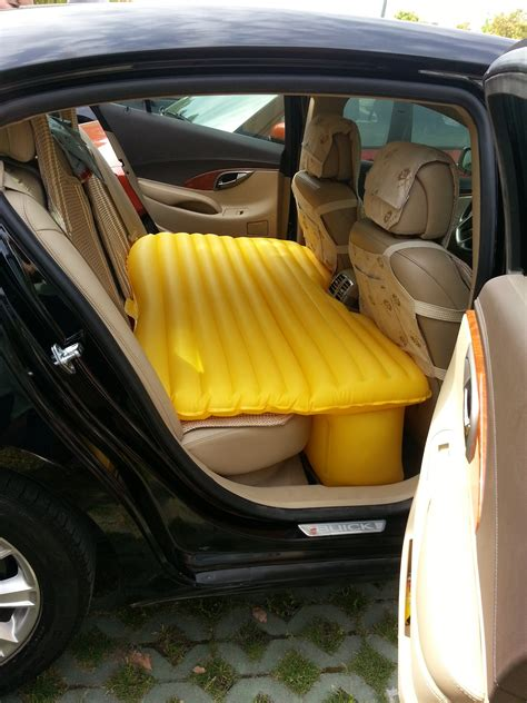 inflatable bed for car new inflatable travel air mattress heavy duty back seat