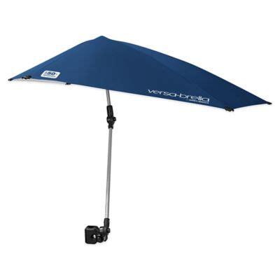 clip on table umbrella buy sport brella chair aqua blue from bed bath