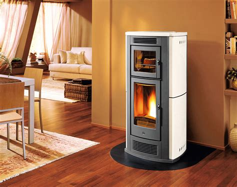 wood pellet fireplace modern pellet stove home gear reviews