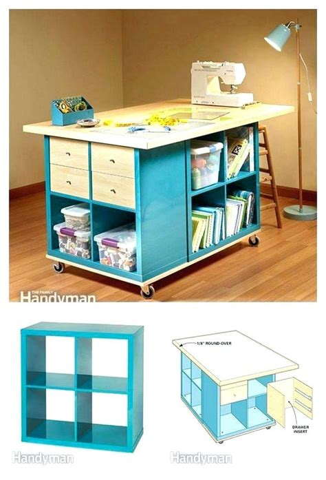 sewing table with storage sewing cutting table with storage listitdallas