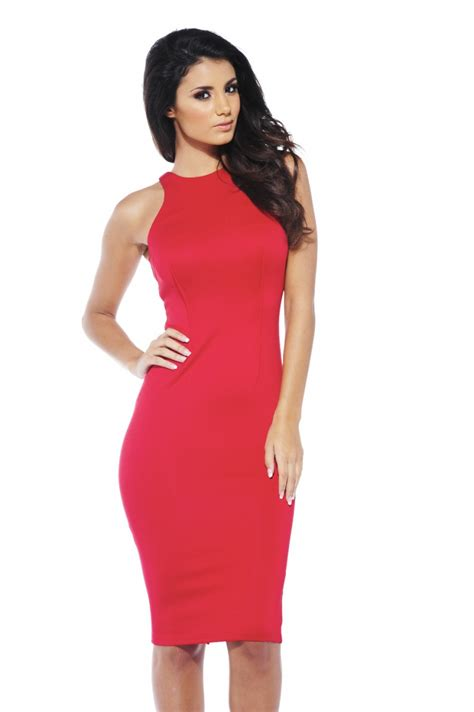 Womens Red Dresses   Cocktail Dresses 2016