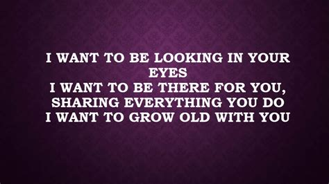 download mp3 free westlife i wanna grow old with you i wanna grow old with you westlife lyrics youtube