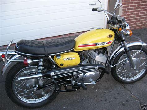 Suzuki T250 Hustler Suzuki Classic Motorcycles