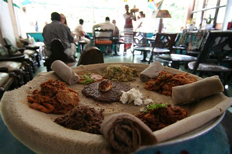 cucina etiopica ricette afrodisiache san velentino con l enjera piatto