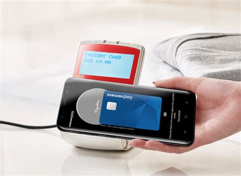 pay mobile samsung pay mobile payment service singapore