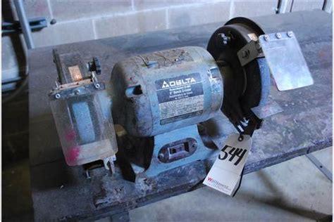 delta 8 bench grinder delta 8 quot model 23 880 double end bench grinder