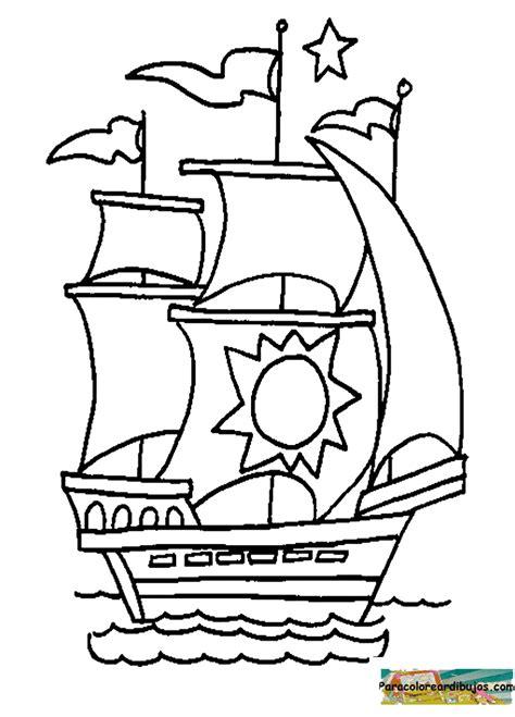 barco pirata dibujo barco pirata para colorear www imgkid the image