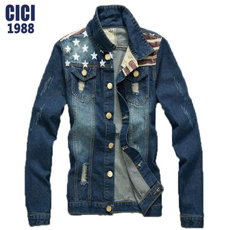 new jacket design 2016 new design men denim jacket fashion blue jean jacket