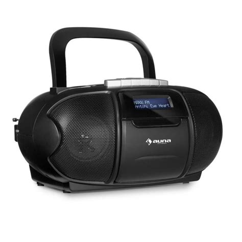 cassette player boombox beeboy dab boombox cassette player usb cd mp3 black