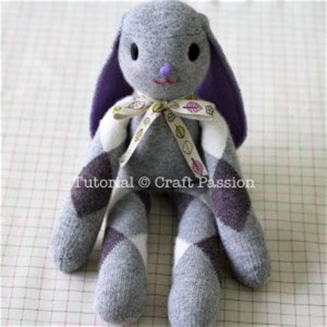 patterns bunnies and sock bunny on