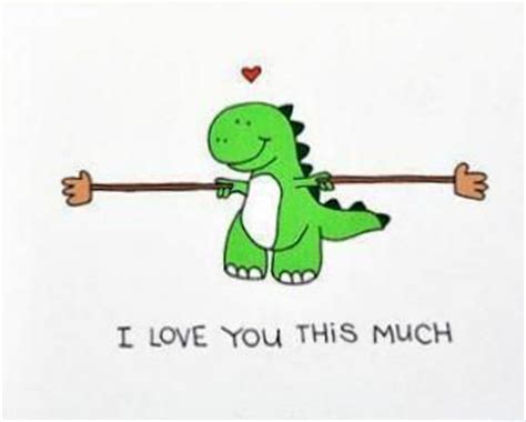 I Love You This Much Meme - i love you this much straight from the heart