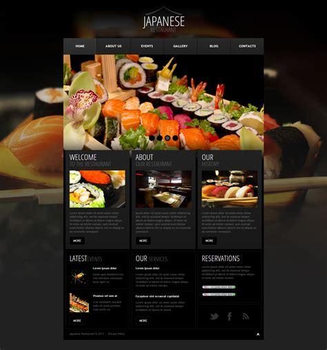 menu design for japanese restaurant japanese restaurant menu design