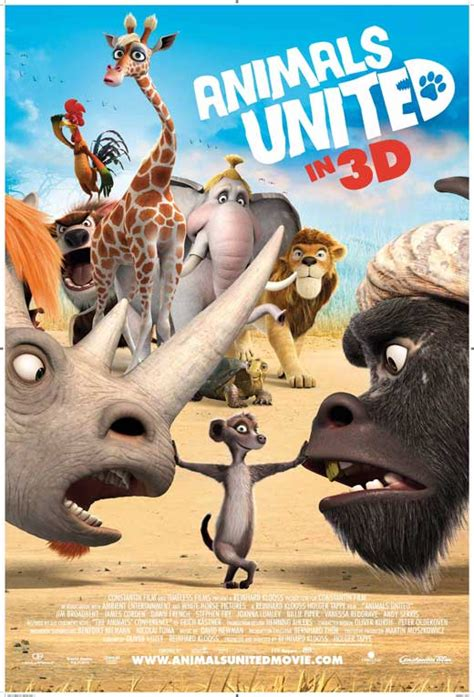 animals united  posters   poster shop