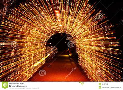 arch lights light arch stock photo image 42492000