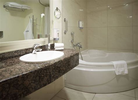 standard hotel bathroom quot bathroom of standard room quot hotel esperos mare in